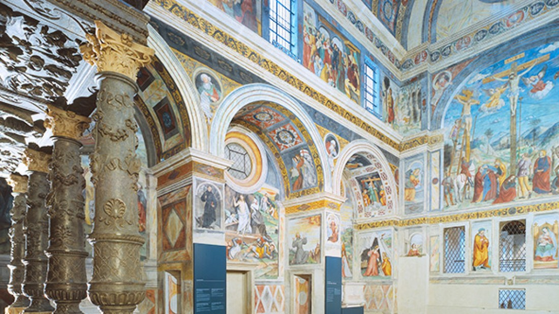 Museo Santa Giulia Patrimonio Unesco